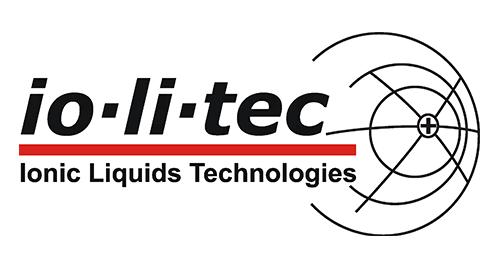 Iolitech ionic liquids technologies logo