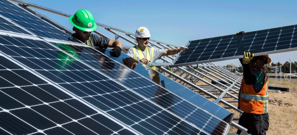 solar-driven chemistry